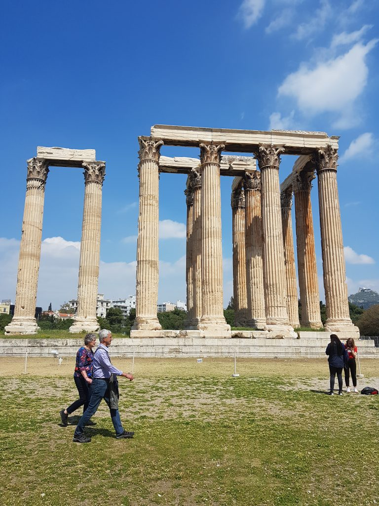 Temple of Athenian Zeus