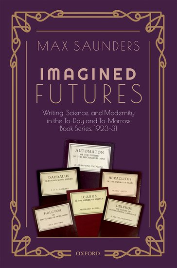Imagined Futures book jacket